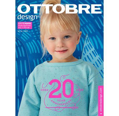 Ottobre design Spring 1/2020|Audiniai|TavoSapnas