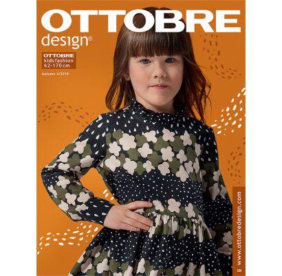 Ottobre design Autumn 4/2018 Audiniai TavoSapnas