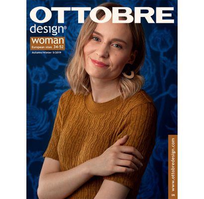 Ottobre design Woman Autumn/Winter 5/2019|Audiniai|TavoSapnas