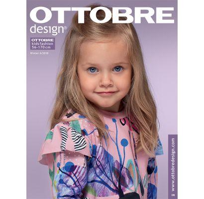 Ottobre design Winter 6/2018 Audiniai TavoSapnas
