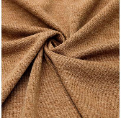 Megztas audinys Old orange melange|Šilti, megzti audiniai|TavoSapnas