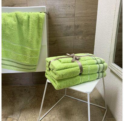 3 dalių rankšluosčių komplektas|Vonios |TavoSapnas