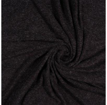 Trikotažinė vilnelė Tamsiai pilka, likutis 0.70x1.50m|Audiniai|TavoSapnas