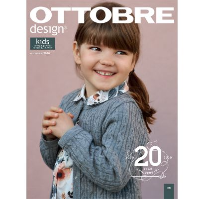 Ottobre design Autumn 4/2020|Audiniai|TavoSapnas