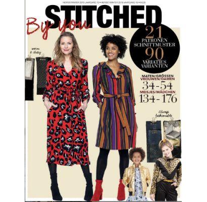 Stitched by You, 2019 m. ruduo/žiema|Audiniai|TavoSapnas