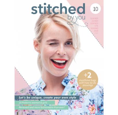 Stitched by You, 2020 m. Nr.10|Audiniai|TavoSapnas