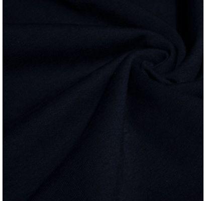 Kilpinis trikotažas tamsiai mėlynas, likutis 1.40x1.80m Audiniai TavoSapnas
