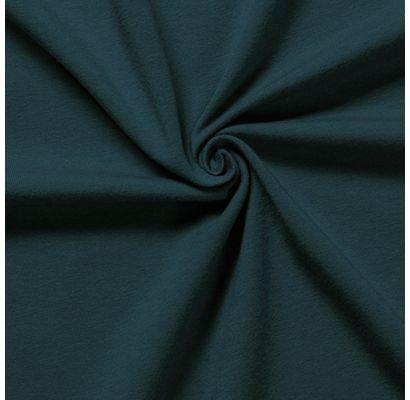 Kilpinis trikotažas tamsus džinso mėlynas, likutis 1x1.80m Audiniai TavoSapnas
