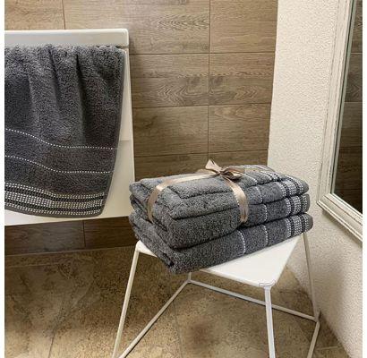 3 dalių rankšluosčių komplektas|Tekstilė namams|TavoSapnas