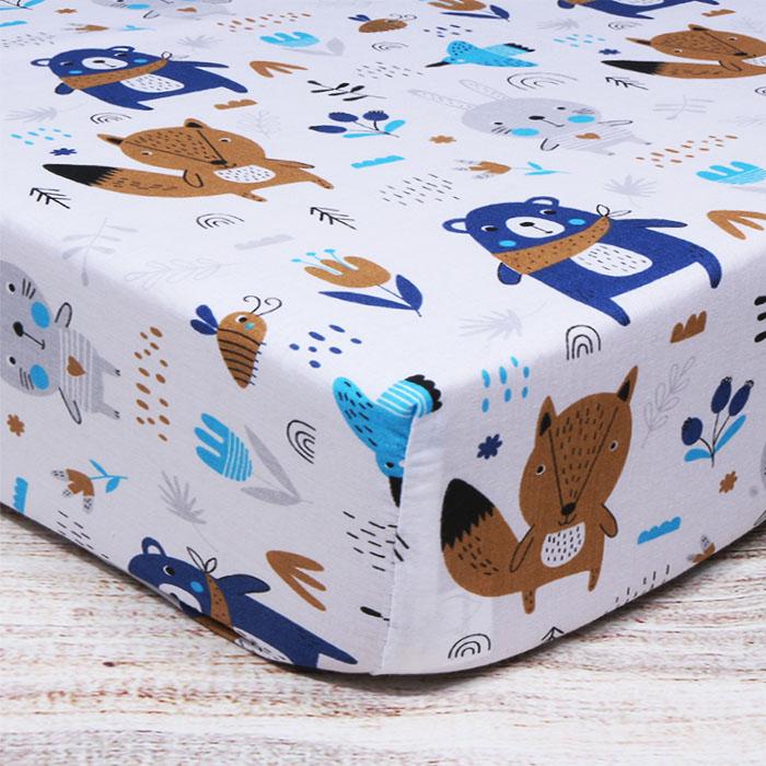 Medvilninė paklodė su guma|Satininės paklodės|TavoSapnas