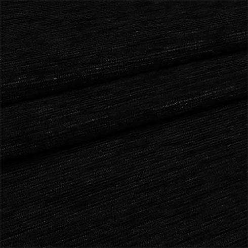 Gobelenas Espana Campari 280 cm pločio juodas Satininės paklodės TavoSapnas