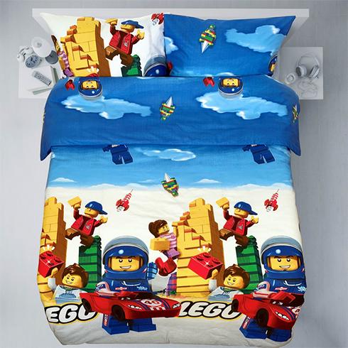 Drobė Lego|Satininės paklodės|TavoSapnas