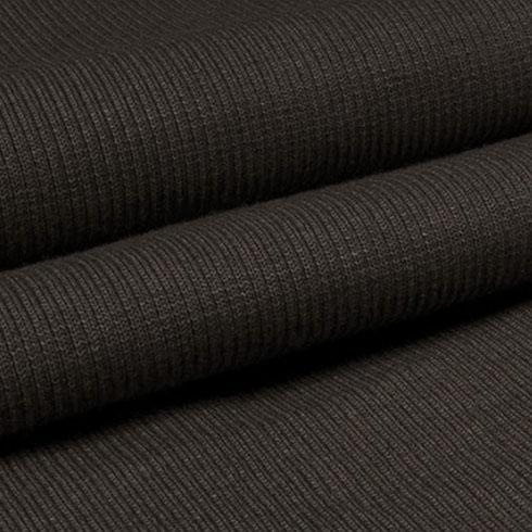 Rib trikotažas pilkas 105 cm pločio|Satininės paklodės|TavoSapnas