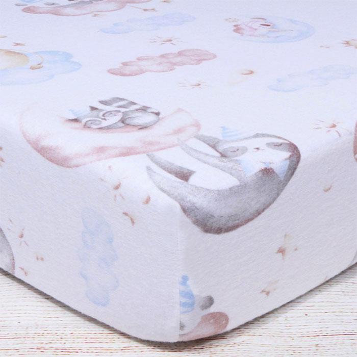 Flanelinė paklodė su guma|Satininės paklodės|TavoSapnas