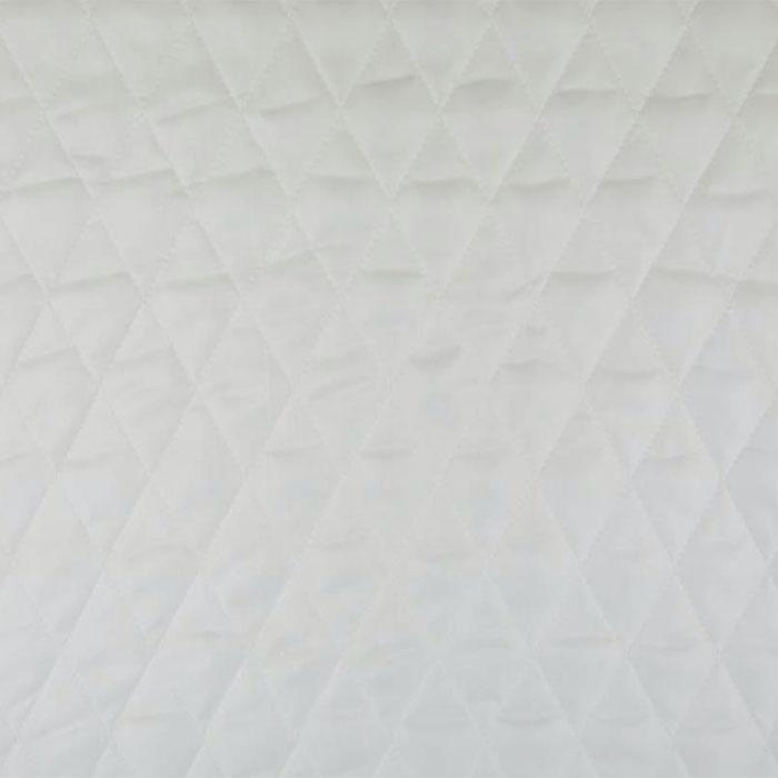 Pašiltintas striukinis pamušalas Pieno baltas|Satininės paklodės|TavoSapnas