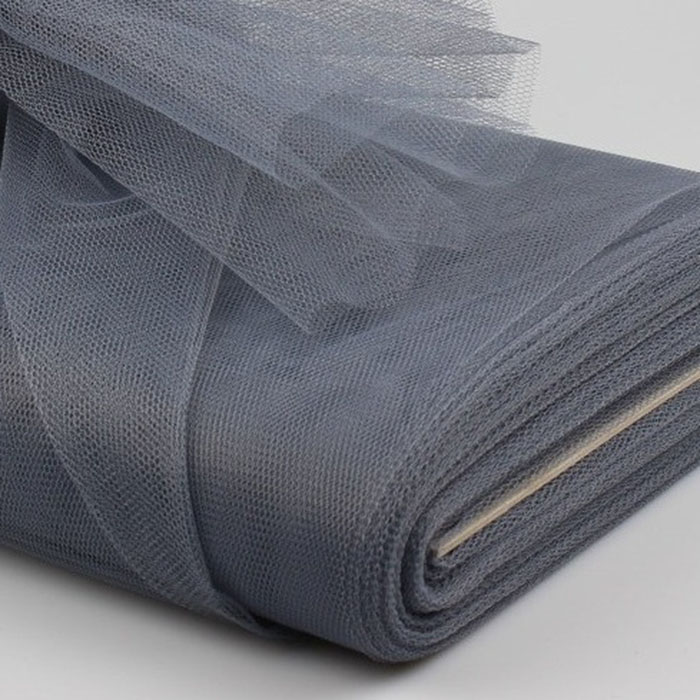 Kietas tiulis 150cm|Satininės paklodės|TavoSapnas