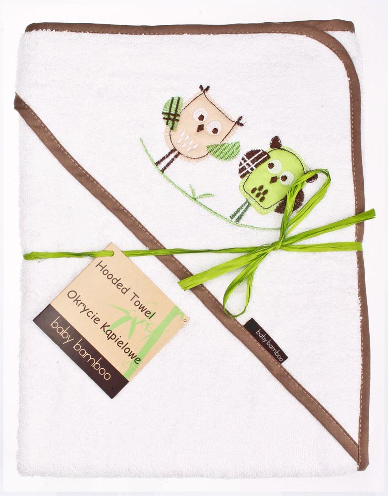Bamboo rankšluostis su gobtuvu Friends|Satininės paklodės|TavoSapnas