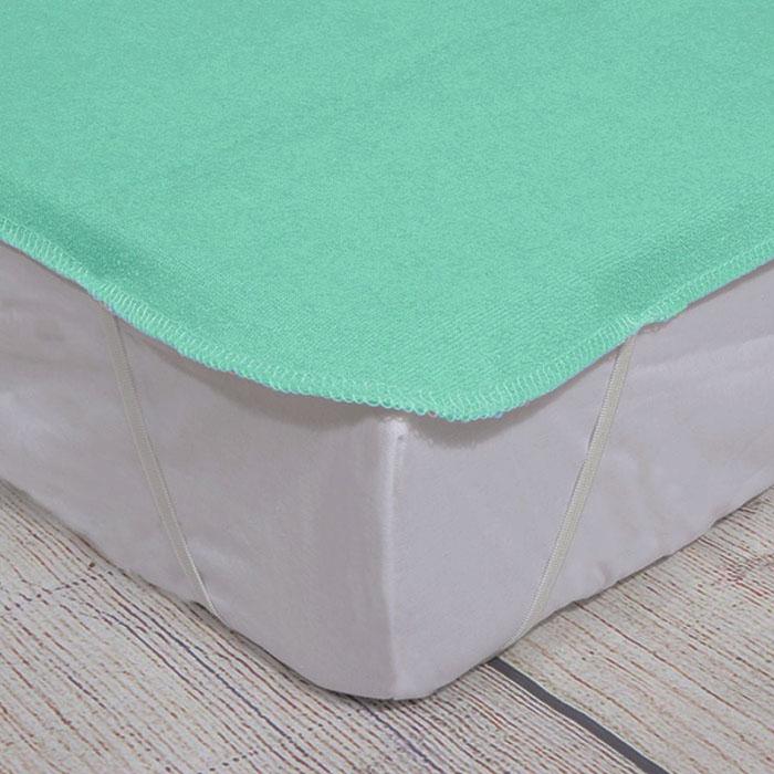 Neperšlampanti frotinė paklodė su gumomis Satininės paklodės TavoSapnas